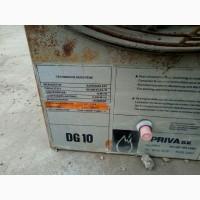Газовий обігрівач Priva DG10