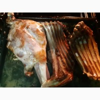 Мясо козье, козлятина на кости