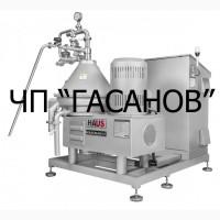 Сепаратор для получения высокожирных сливок с автоматической разгрузкой