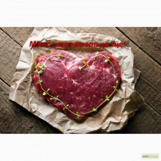 Продажа свежего мяса - свинина, говядина, мясо индюка