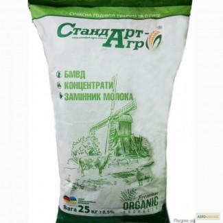 НОВИНКА! БВМД откорм 5% ТМ Стандарт агро премиум СП 19% для свиней от 30 до 110 кг — Agro-Ukraine