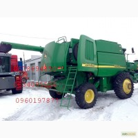 Роторный зерноуборочный Комбайн John Deere 9650 STS