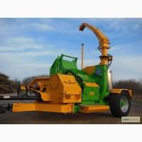 Надаємо послуги подрібнення деревини, імпортним Heizohack HM 8-400деревообробка, щепорубка