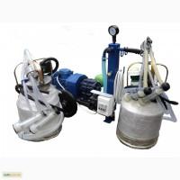 Доильный аппарат АИД-2/2 для кози овец на два ведра (сухой мотор)