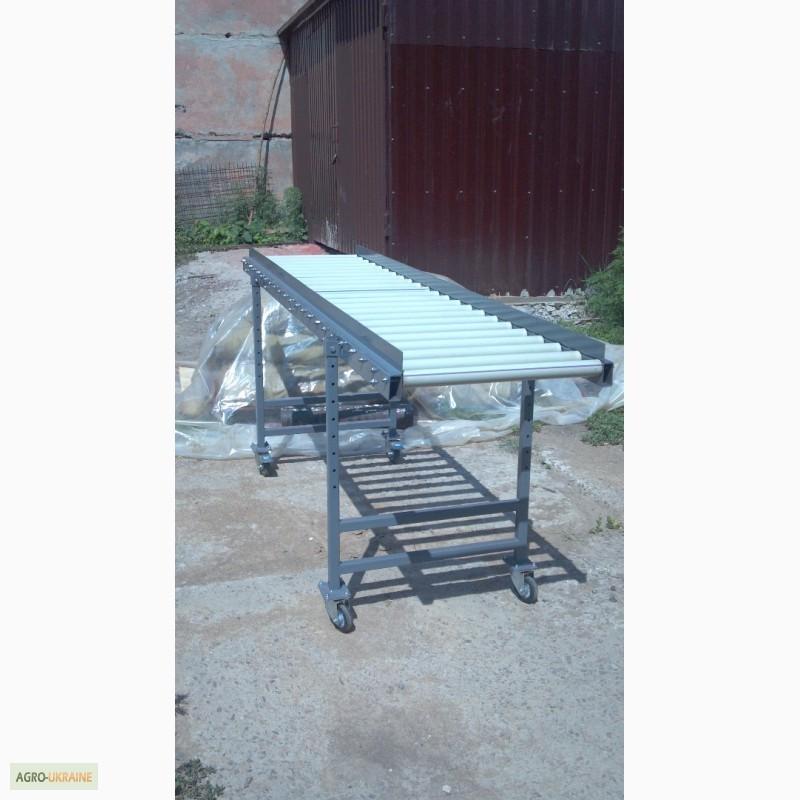 Продаем рольганги ленточный транспортер 1000
