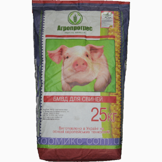 Агропрогрес Стартер БМВД для кормления поросят 20%