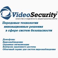 Установка видеонаблюдения в ангаре