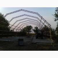 Ферма 15м на ангар