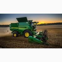 Уборка ранних зерновых 2020
