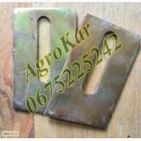 Чистик внешний A24085 диска сошника внесения удобрений John Deere Джон Дир