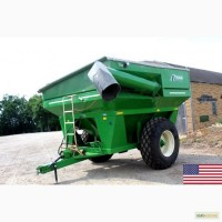 Причіп зі шнеком бункер-накопичувач для транспортування зерна EZ Trail 750