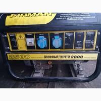 Сервис генераторов Firman, ремонт электростанций Forte