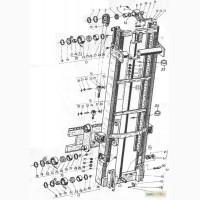 Подъемное устройство на Н=3300 (погрузчики ДВ 1784, ДВ 1786, ДВ 1788, ДВ 1792)
