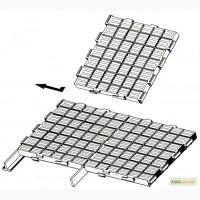 Щелевые пластиковые полы для свинарников«Pig Slat»