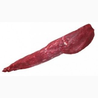 Продам вырезку говяжью охлажденную, замороженную