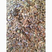 Продам льон коричневый