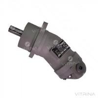 Гидромотор аксиально-поршневой 210.20.13.20Б | шпоночный вал, фланец