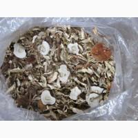 Сухий білий гриб. Збір 2018