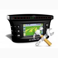 Ремонт GPS навигаторов для трактора Trimble, Claas, TeeJet, Leica, АгроТрек и др