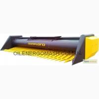 Жатка безрядковая для уборки подсолнечника,семечки Sunfloro 6метров
