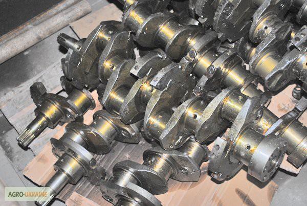 Вал коленчатый (коленвал) мтз на двигателя д 240, д 243,д.