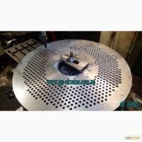 Изготовление матриц, роликов, для пресс-грануляторов