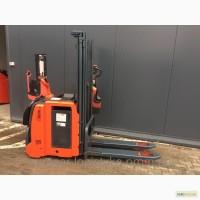 Штабелер электрический поводковый LINDE L 12 L AP 2012р 1, 2т 3, 0м