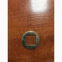 Кронштейн стойки культиватора John Deere в сборе ( пешка + кольцо )