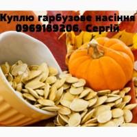 Куплю гарбузове насіння