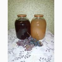 Сок виноградный - натуральный100%, прямого отжима