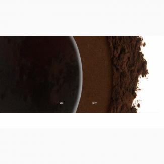 Какао алкализированное темное