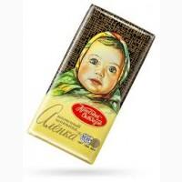 Продаём российские конфеты