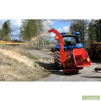 Щеподробилка, измельчитель древесины, рубмашина Фарми 260