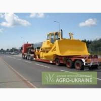 Негабаритные перевозки Луганск
