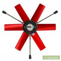 Шахтные вентиляторы Multifan