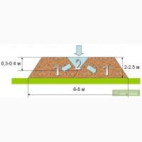 Технология производства удобрительных компостов из сапропеля