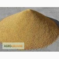 Зерновое сорго и кукурузные отходы