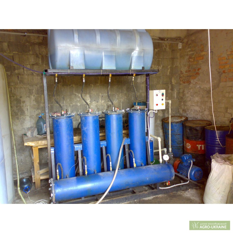 Дизельное топливо очистка в домашних условиях 910