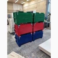 Упаковка оборудования | Деревянный фанерный ящик