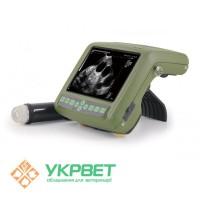 Цифровий ультразвуковий прилад MSU1 для свиней із секторним датчиком