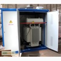 Трансформаторные подстанции для городских сетей КТП 25-630 кВА