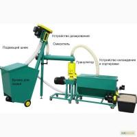 Малая линия гранулирования биомассы MGL 100 / 200 / 400 / 600 / 800 / 1000