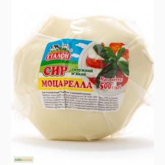 Продам сыр моцарелла для пиццы тм. Эталон 70 грн