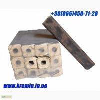 Топливные брикеты типа Pini Kay из опилок дуба, бука, сосны, брикеты цена