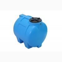 Горизонтальные емкости для воды пластиковые G-350 л Киев