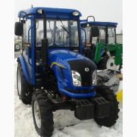 Трактор Dongfeng-404С (Донгфенг-404К) с обновленной кабиной