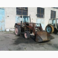 Трактор юмз 6 с установкой кун