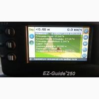 Ремонт и прошивка Trimble Ez-Guide 250, агронавигатор, курсоуказатель