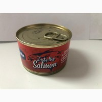 Продам оптом рыбные консервы норвежского лосося в масле и томате, Харьков