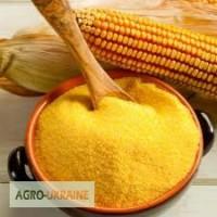 Крупа кукурузная шлифованная № 4, 5 ГОСТ 6002-69